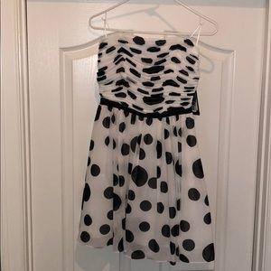 NWT polka dot Guess dress